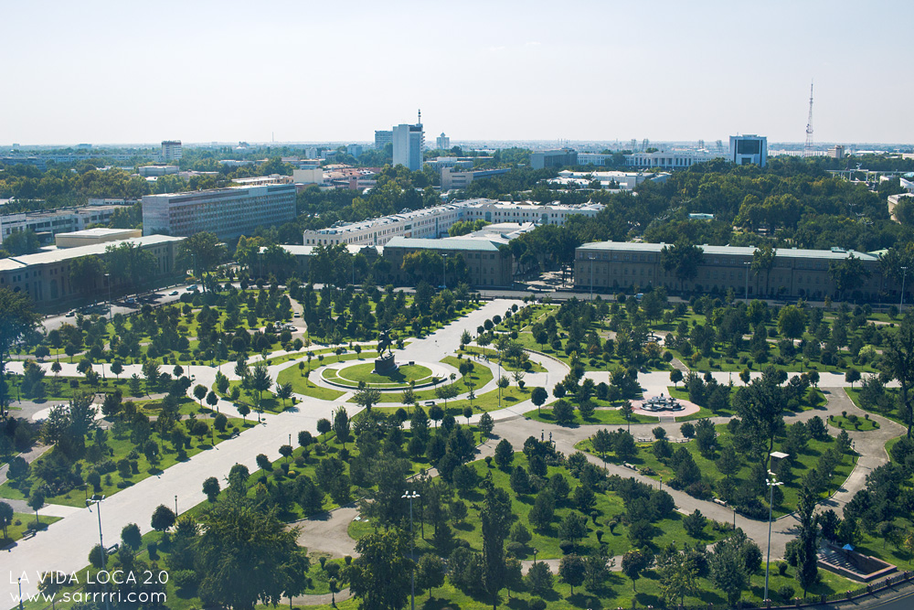Tashkent Uzbekistan | La Vida Loca 2.0 Matkablogi | www.sarrrri.com