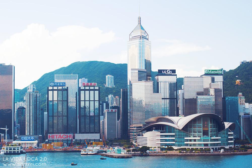 Victoria Harbour Hongkong | La Vida Loca 2.0 Matkablogi | www.sarrrri.com