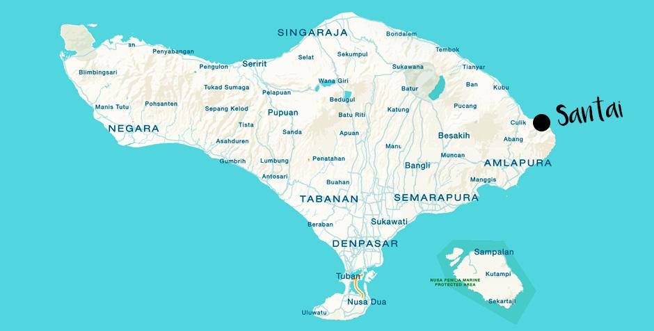 Santai Bali Hotel Amed | La Vida Loca 2.0 Matkablogi | www.sarrrri.com