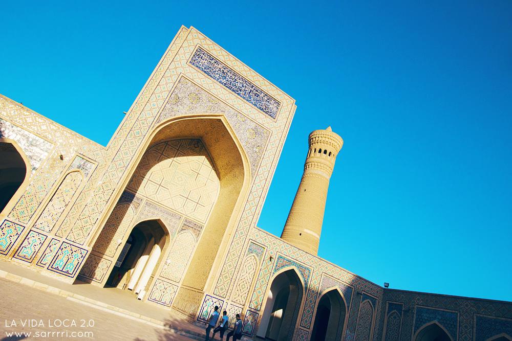 Bukhara Uzbekistan | La Vida Loca 2.0 Matkablogi | www.sarrrri.com