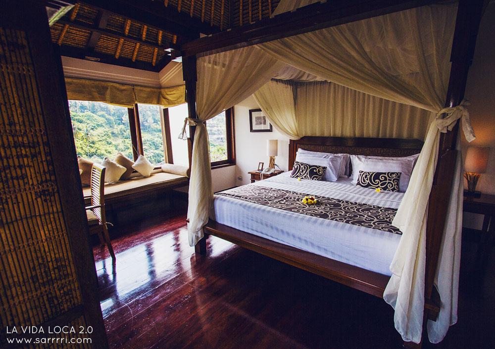 balilainen sänky