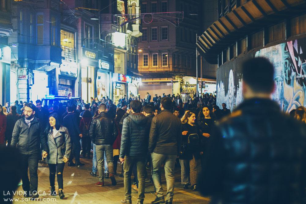 Istanbul yöelämä