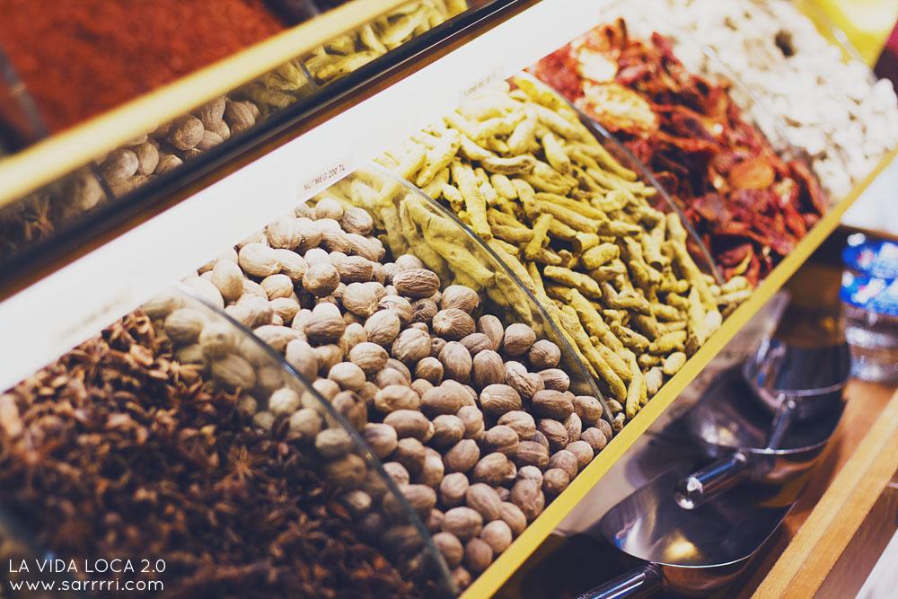 pähkinät basaari istanbul