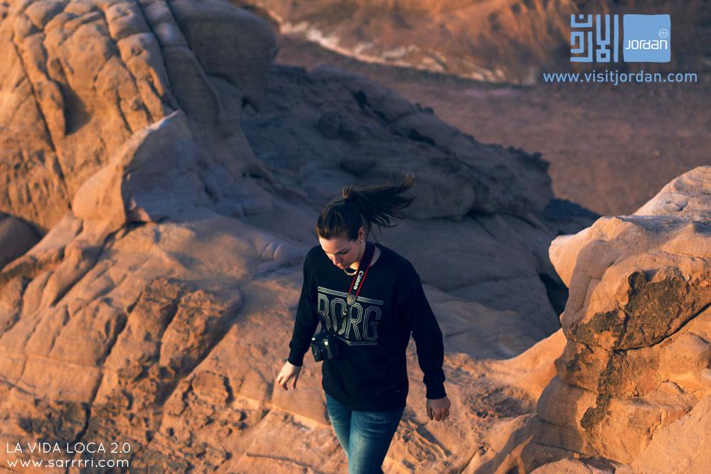 Wadi Rum Sunset Jordania
