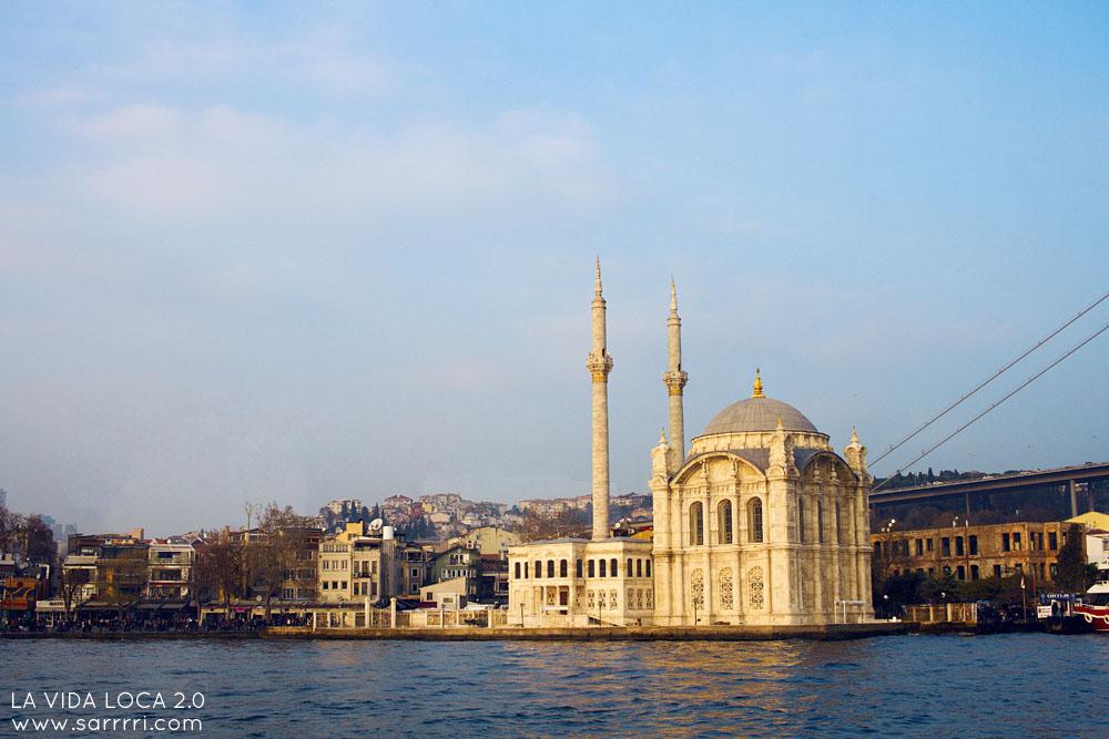istanbul moskeija