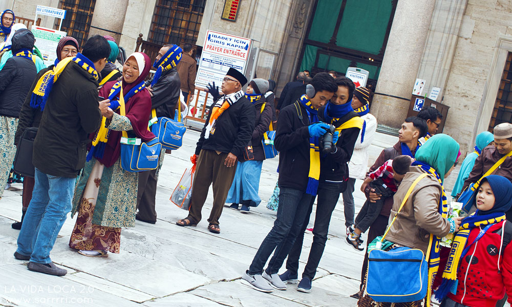 istanbul turistit