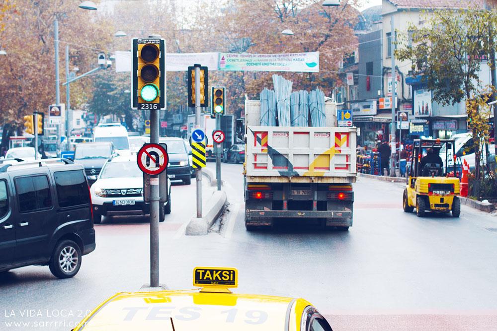 istanbul ruuhka liikenne