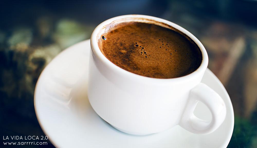 Turkkilainen kahvi | La Vida Loca 2.0 Matkablogi | www.sarrrri.com