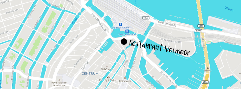 Restaurant Vermeer Amsterdam | La Vida Loca 2.0 Matkablogi | www.sarrrri.com