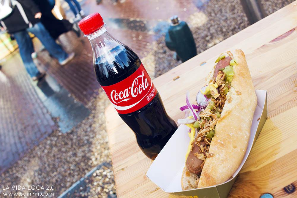 Amsterdam hot dog