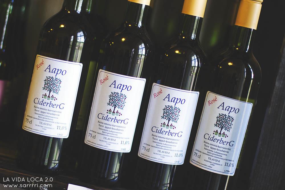 Alitalon viinitila, Lohja