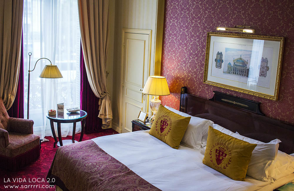 InterContinental Paris Le Grand Opera View Deluxe