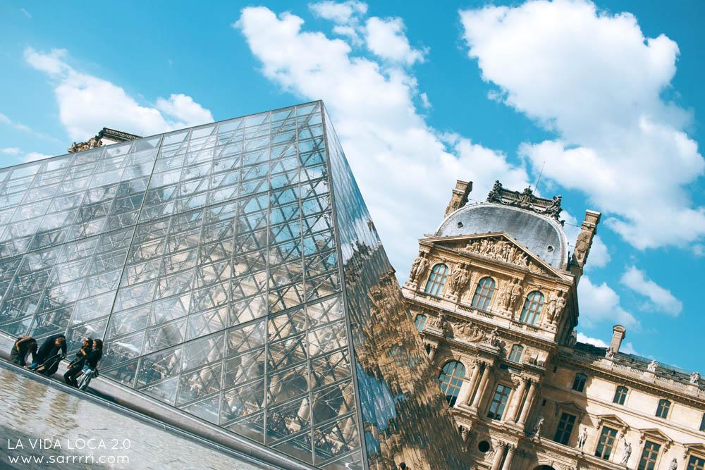 Pariisi nähtävyydet louvre
