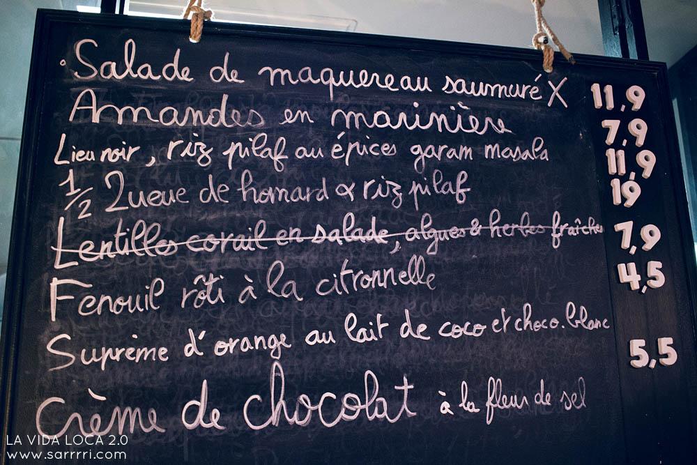 Ostereita Pariisissa juste