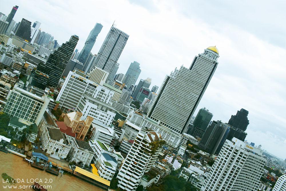 Matkapäiväkirja Bangkok hotel peninsula