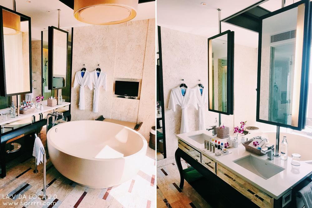 Conrad Koh Samui kylpyhuone