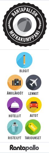 Rantapallon Matkakumppani | La Vida Loca 2.0 Travel blog | www.sarrrri.com