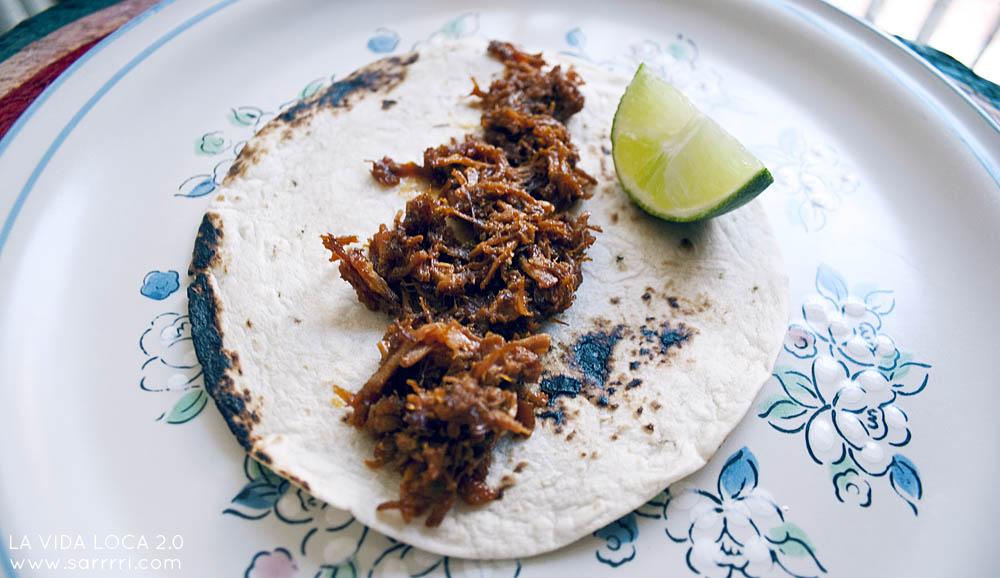 meksikolainen taco