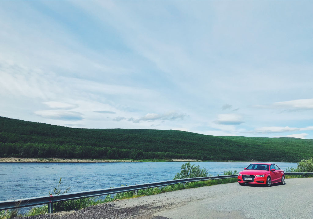 Lappi, Pohjois-Norja ja Lofootit autolla