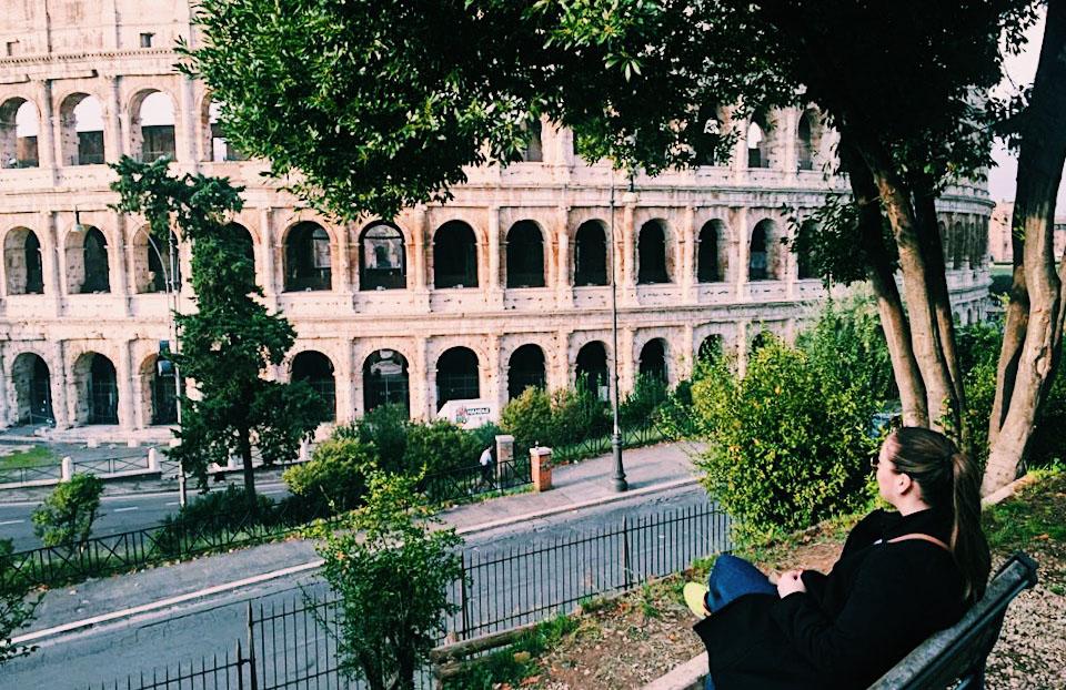 Rooma colosseum